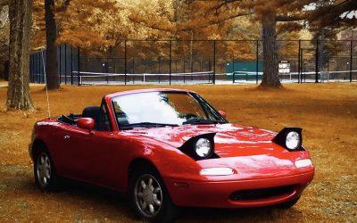 1990 Mazda MX-5 Miata Roadster