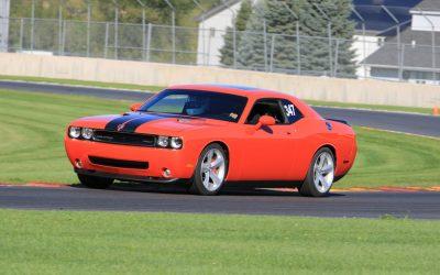 SRT8 Dodge Challenger
