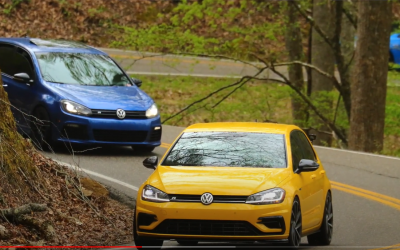 The Humble Mechanic's VW Golf